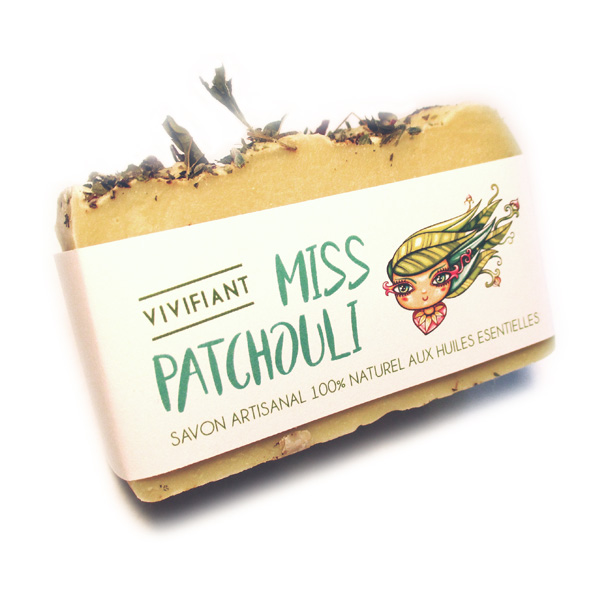 Savon MISS PATCHOULI